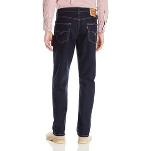 Levis Mens 550 Relaxed Fit Stretch Jeans 29-32 New